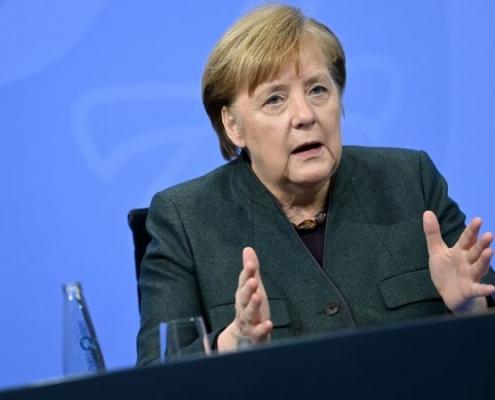 Merkel y los Länder debaten la prórroga de restricciones en Alemania