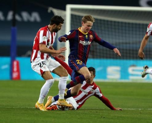 Barça - Athletic Club: Se escapa la Supercopa (2-3)