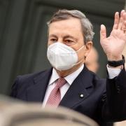 Comunicaciones del presidente Draghi a la Cámara