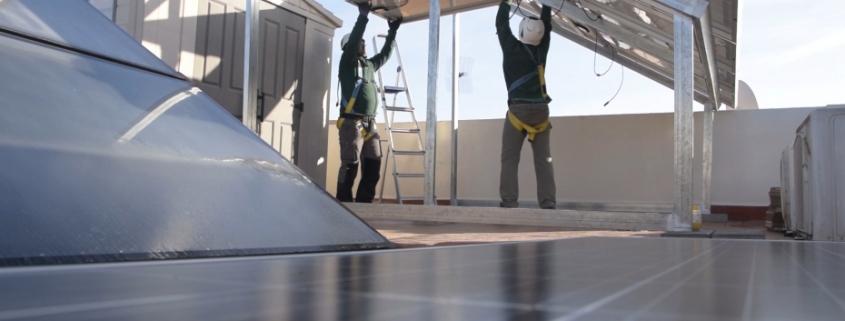 El Gobierno andaluz moviliza una inversión de 322 millones en mejoras energéticas en dos años