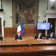 Firma del 'Pacto por la innovación del trabajo público y la cohesión social'