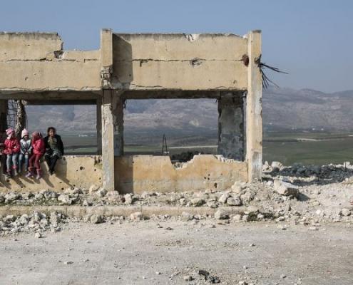 Alemania compromete la mayor ayuda humanitaria en la conferencia sobre Siria