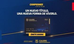 Culers Membership.