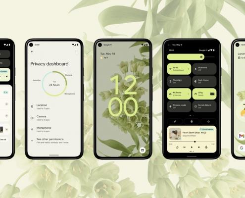 Android 12 Beta: diseñado para ti