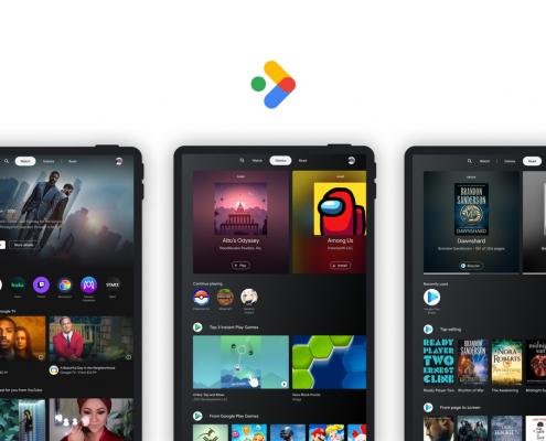 Despegue hacia Entertainment Space en su tableta Android