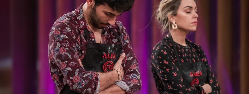 Álex se despide de las cocinas de MasterChef 9