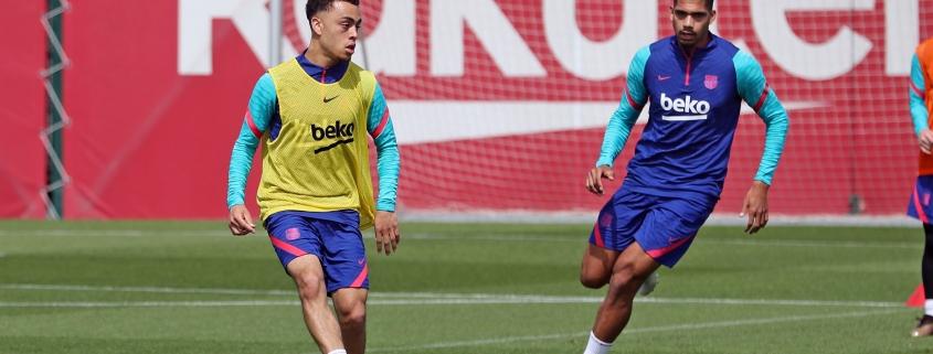 La convocatoria del FC Barcelona para viajar a Eibar