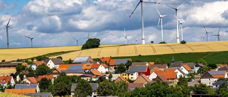 Los alemanes ya llevan una vida más consciente del clima