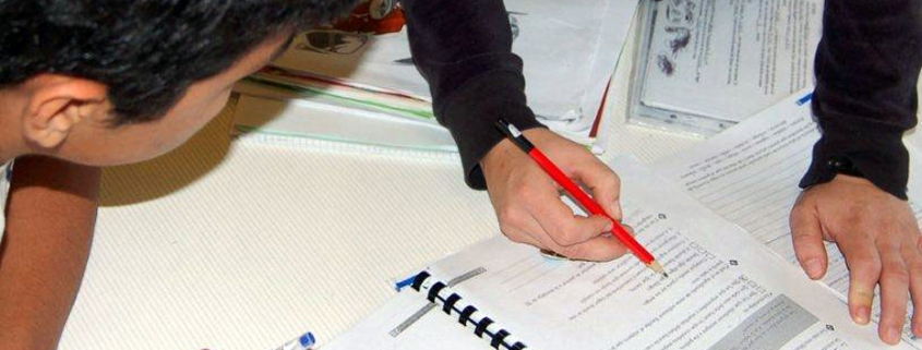 Más de 500 centros docentes han desarrollado este curso proyectos para combatir el fracaso escolar