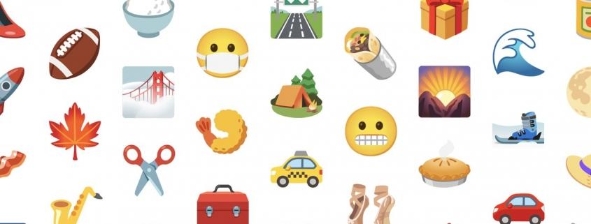 Pulir emoji y hacerlos más fáciles de compartir