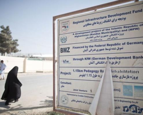 Alemania suspende la ayuda para el desarrollo