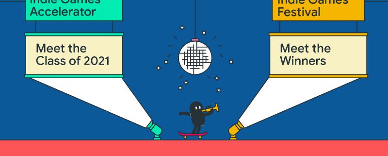 Echa un vistazo a los aspectos más destacados del Indie Games Festival