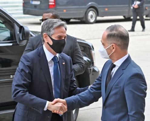 Blinken y Maas hablan sobre Afganistán