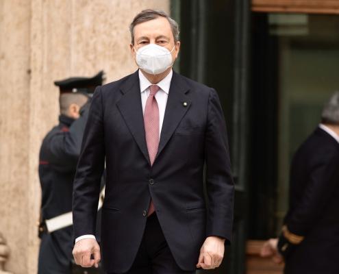 Los compromisos del presidente Draghi el jueves 23 de septiembre