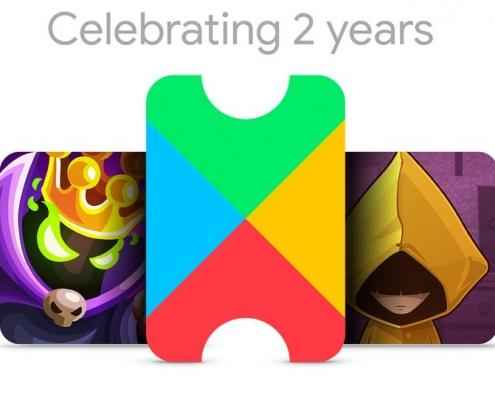 Quicksave: Celebración de dos años de Play Pass